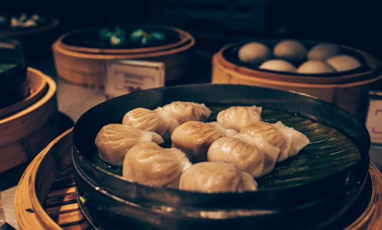 Image de raviolis chinois