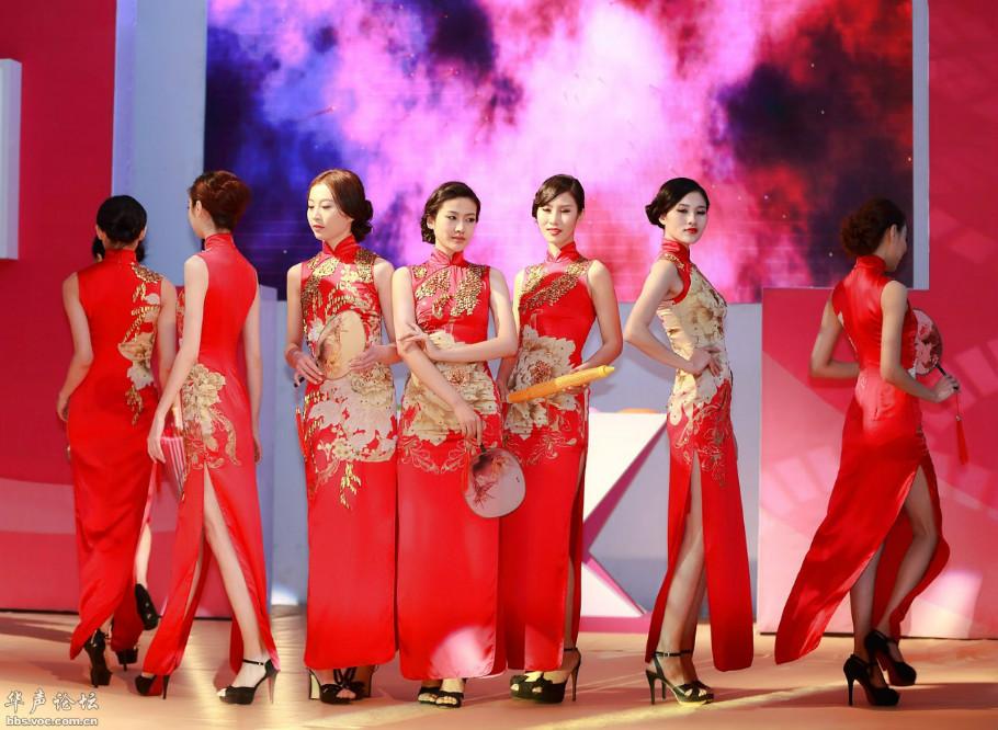 vêtement traditionnel chinois