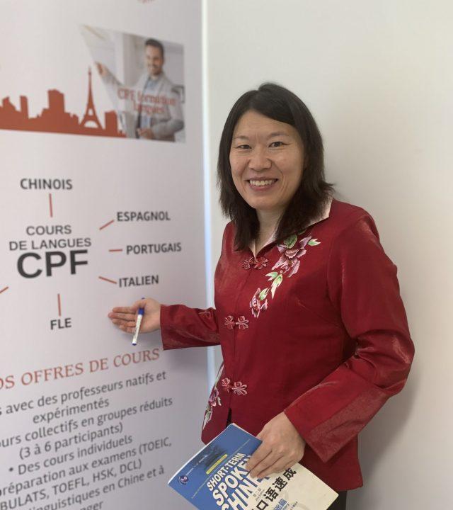 cours de chinois mandarin CPF