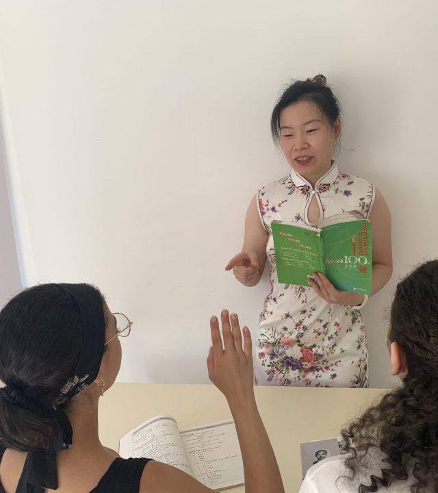 cours de chinois affaire