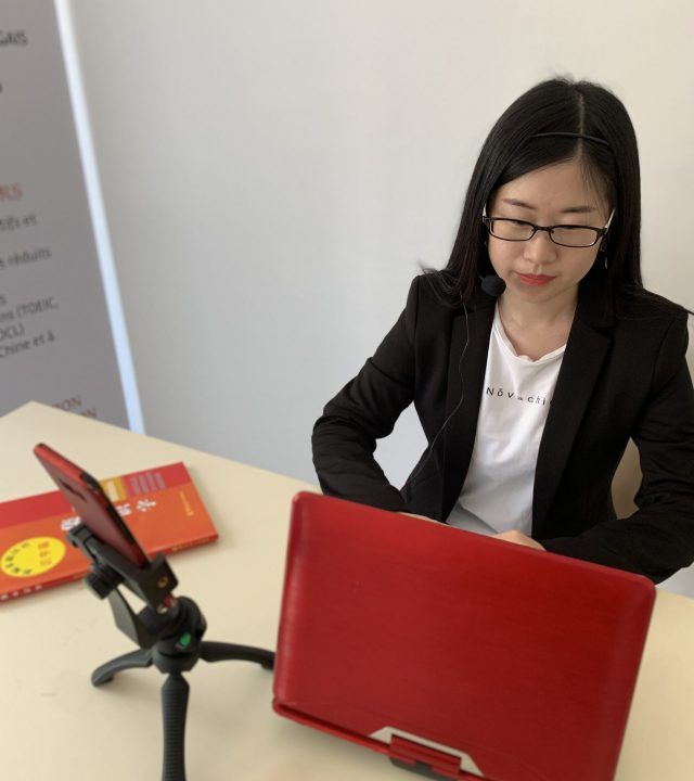 cours de chinois entreprise CPF