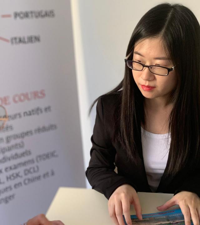 Cours de chinois étudiants